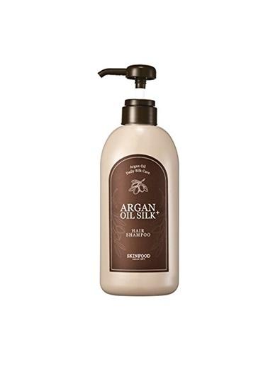 Skinfood Argan Oil Silk Plus Saç Bakım Şampuanı 500Ml Renksiz